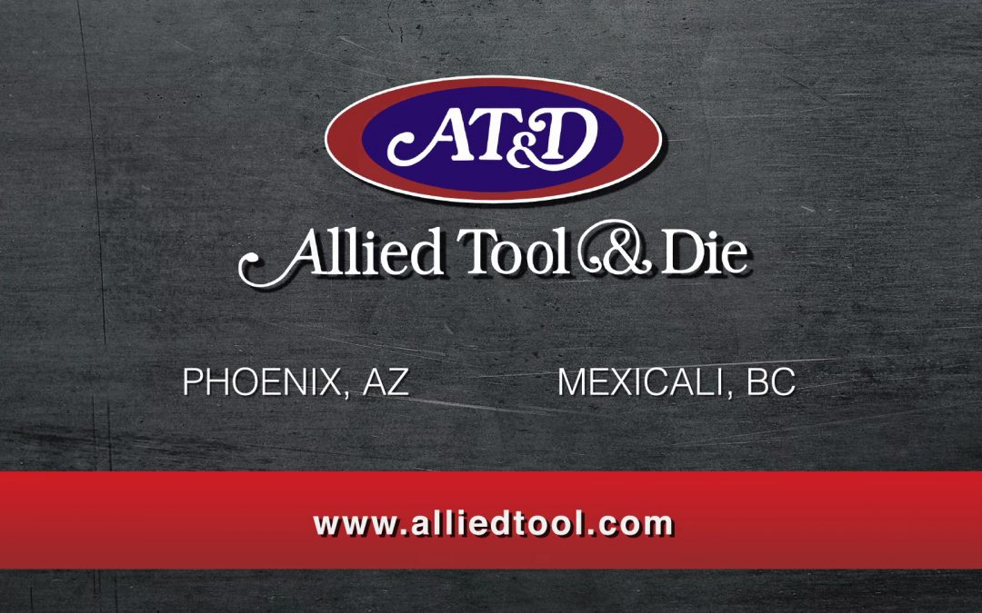 Allied Tool & Die  Video de la Compañía